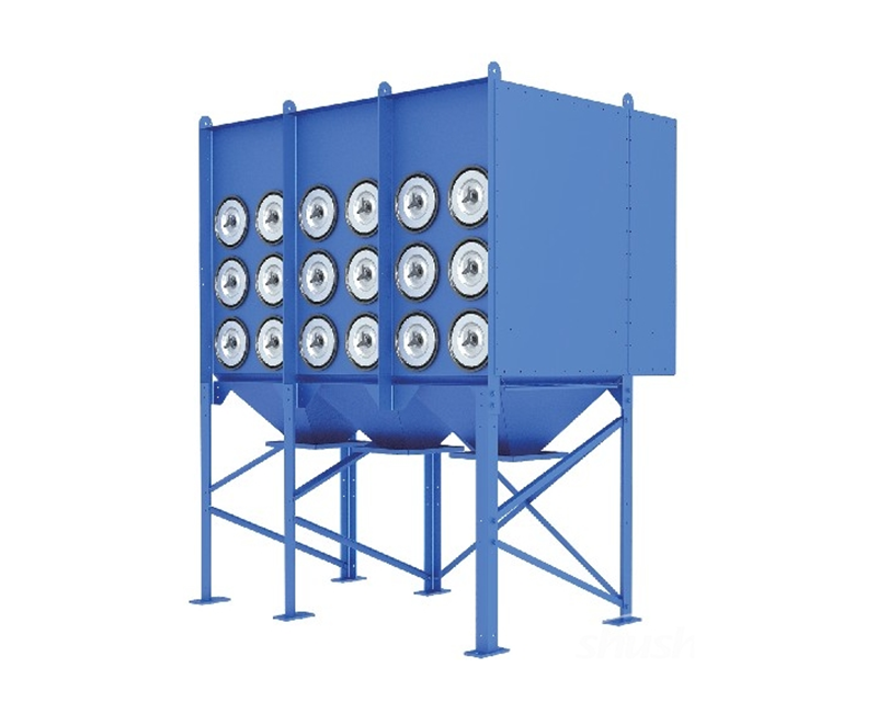Brief Introduction of Cartridge Type Dust Removal System